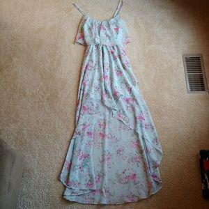 NWOT Disney Cinderella-princess floral/mint dress